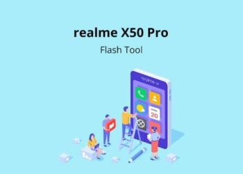 realme Flash Tool for realme X50 Pro
